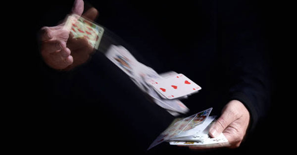 Pemain Poker Sempurna